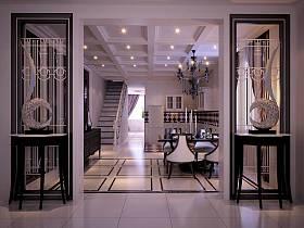 新古典古典新古典風格古典風格餐廳裝修案例