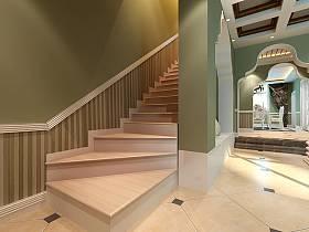 田园过道楼梯案例展示