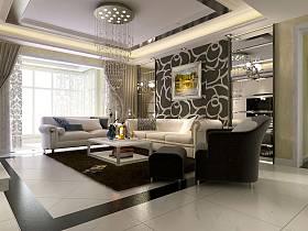 新古典古典新古典風格古典風格客廳裝修效果展示