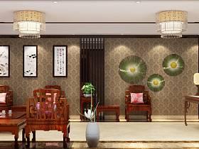 中式中式風格茶館案例展示