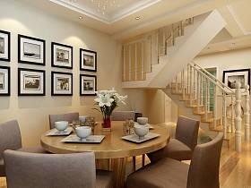 现代餐厅楼梯设计案例