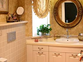 美式卫生间别墅设计案例展示