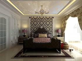 新古典卧室吊顶案例展示
