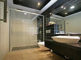 浴室淋浴房裝修圖