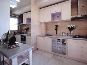 现代简约厨房装修图