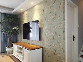 美式客厅电视柜设计案例展示