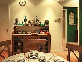 餐桌柜子设计案例