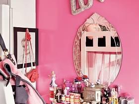 臥室梳妝臺妝臺椅裝修圖