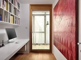 書房玻璃門設計方案