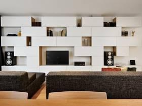 電視墻設計方案