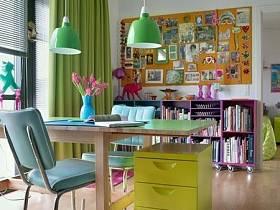 现代简约书房收纳设计案例展示