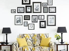 精致簡約客廳沙發設計案例展示