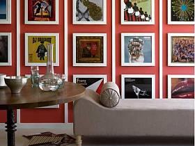 客廳背景墻沙發客廳沙發案例展示