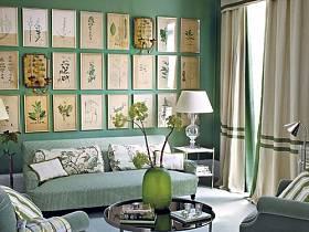 自然背景墙植物图片