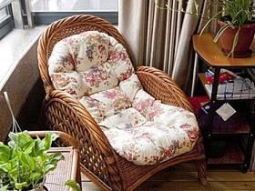 沙發椅藤椅裝修效果展示
