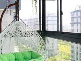温馨阳台设计案例