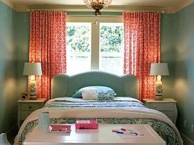 法式法式风格窗帘设计案例