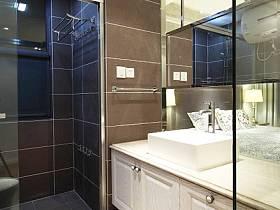 现代简约现代简约卧室卫浴装修图