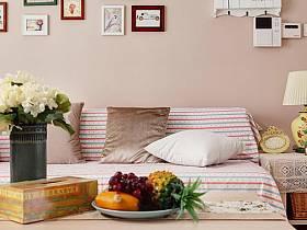 客廳背景墻沙發客廳沙發裝修案例