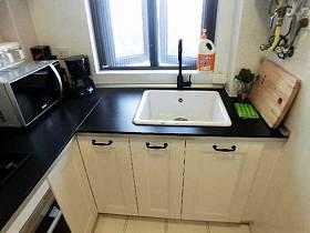 廚房水龍頭裝修案例