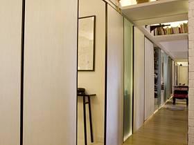 走廊移门装修案例