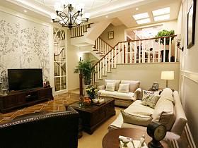 餐厅厨房楼梯图片