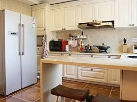 廚房吧臺裝修案例