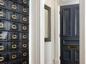 玄關玄關柜柜子圖片