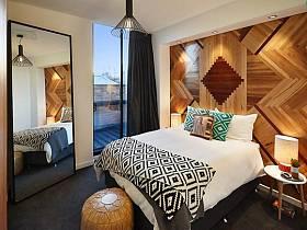 臥室休閑區設計案例