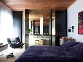 卧室隔断卫浴设计案例