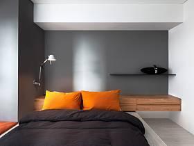 吊顶背景墙床架装修效果展示
