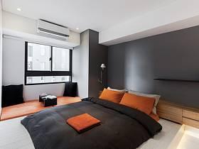日式臥室休閑區榻榻米設計方案