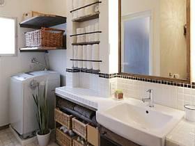 田园清新自然植物毛巾浴巾案例展示