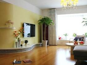 客廳背景墻電視背景墻案例展示