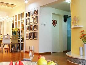 客廳餐廳射燈設計案例