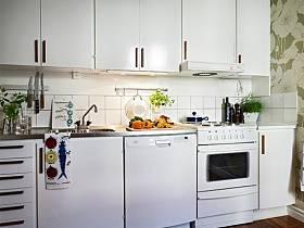 精致時尚前衛廚房設計案例