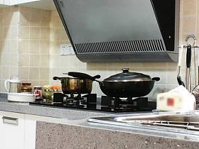 廚房油煙機裝修效果展示