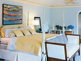 地中海地中海风格卧室设计案例