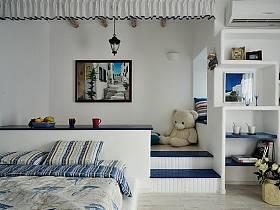 地中海其他风格地中海风格卧室设计案例展示