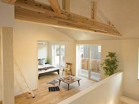 卧室植物玻璃门设计案例展示
