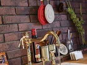 復古廚房水龍頭設計案例展示