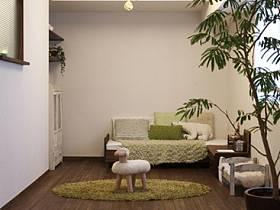 日式自然日式风格植物设计方案
