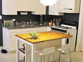 厨房餐桌桌子椅案例展示