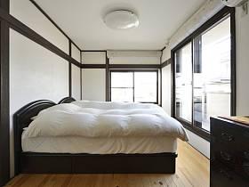 日式日式風格臥室設計圖
