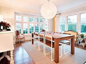 餐桌椅案例展示