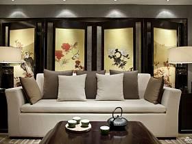 典雅客厅设计案例