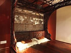 中式明清臥室設計案例