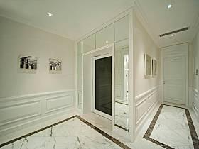 歐式簡歐走廊裝修圖