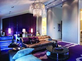 新古典后现代客厅装修案例