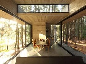 田园后现代客厅设计案例
